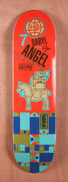 "Habitat Angel Pack Animal 8.37"" Skateboard Deck"