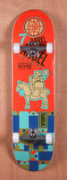 "Habitat Angel Pack Animal 8.37"" Skateboard Complete"