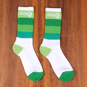 Sector 9 Green Zoller Socks