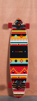 Madrid 38.75&quot; Africa Longboard Complete