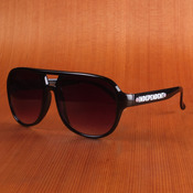 Independent Smooth Operator Black Sunglasses