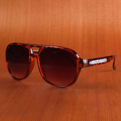Independent Smooth Operator Tortoise Shell Sunglasses
