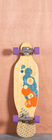 Loaded 33&quot; Ceviche Longboard Complete
