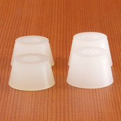 Gullwing 92a White Bushings