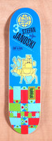 "Habitat Janoski Pack Animal 8.18"" Skateboard Deck"