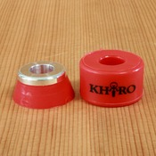 Khiro KBAC1 90a Red Bushings