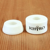 Khiro Barrel 73a White Bushings