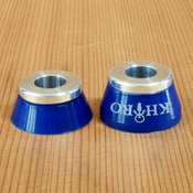 Khiro Insert 85a Blue Bushings
