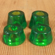 Randal 95a Translucent Green Bushings