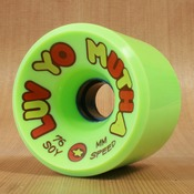 Dregs 76mm 78a GREEN Luv Yo Mutha Soy Wheels