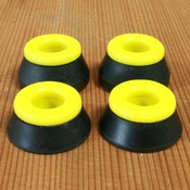 Bones Medium Black/Yellow Bushings
