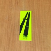 Abec11 Sticker 11 Wheel Marks