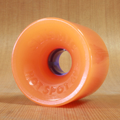 Seismic Hot Spot 69mm 78a Orange Wheels