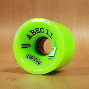 Abec11 ZigZag 66mm 80a Lime