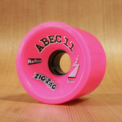 Abec11 ZigZag 70mm 77a Pink