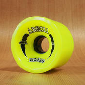 Abec11 ZigZag 70mm 83a Lemon