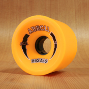 Abec11 ZigZag 70mm 86a Orange
