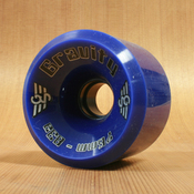 Gravity Hi-Grade 76mm 83a Blue Wheels