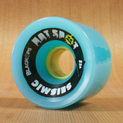 Seismic Hot Spot 66mm 82a Blue Wheels