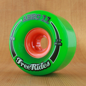 Abec11 Classic Freeride 77mm 78a
