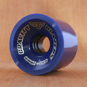 Gravity Blazers 70mm 83a Blue Wheels