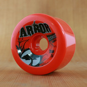 Arbor 70mm 78a Red Street Wheels