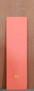 "Globe Orange 39""x11"" Foam Trac Grip"