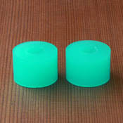 Bear Barrel 60a Teal Bushings