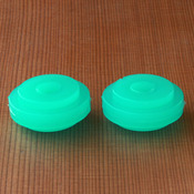 Bear Double Stepped Barrel 60a Teal Bushings