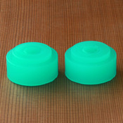 Bear Stepped Barrel 60a Teal Bushings