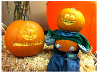 Pumpkin Carving Medtronic Style!