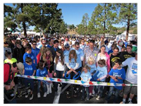Los Angeles JDRF walk