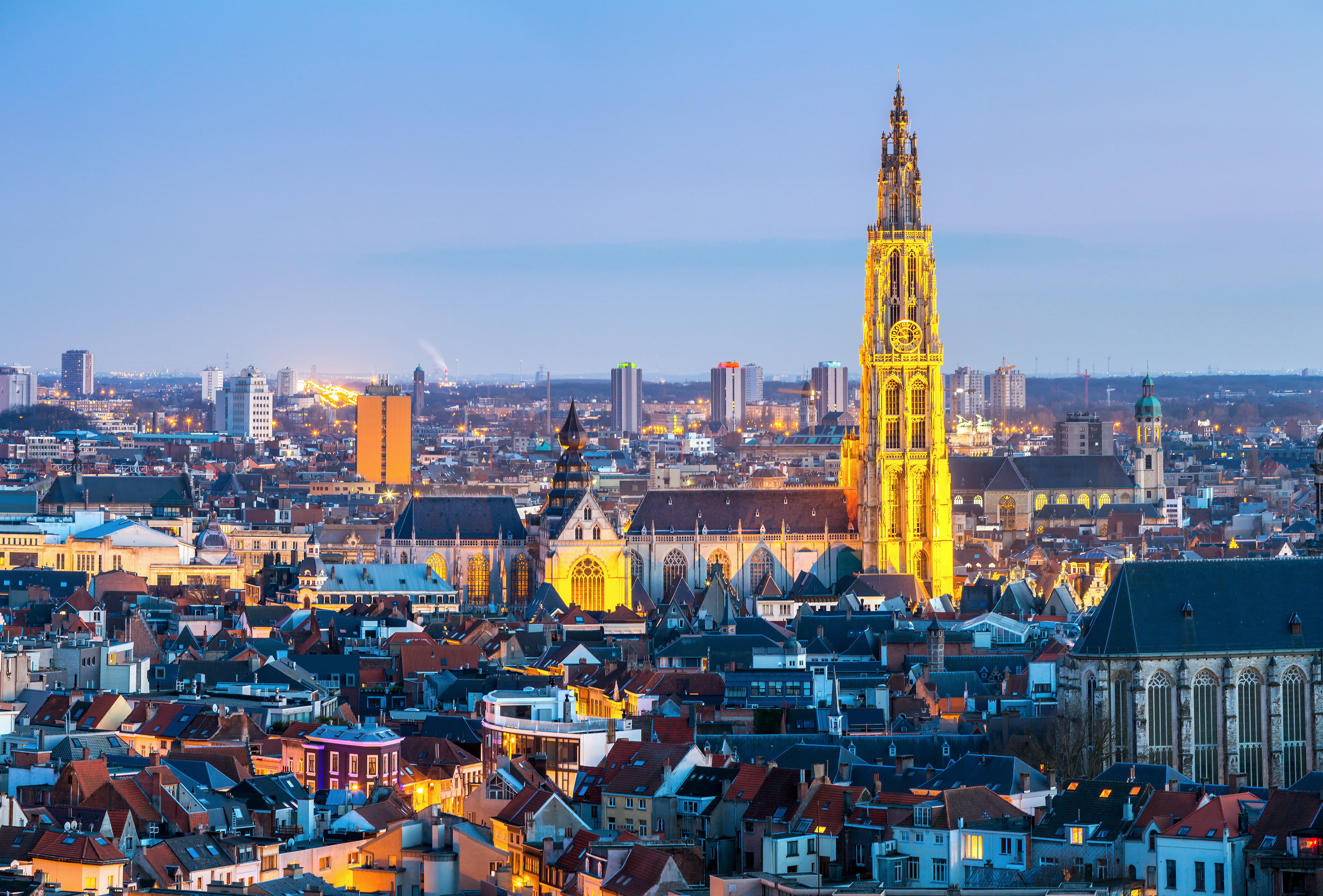 Equity free accelerator in Antwerp