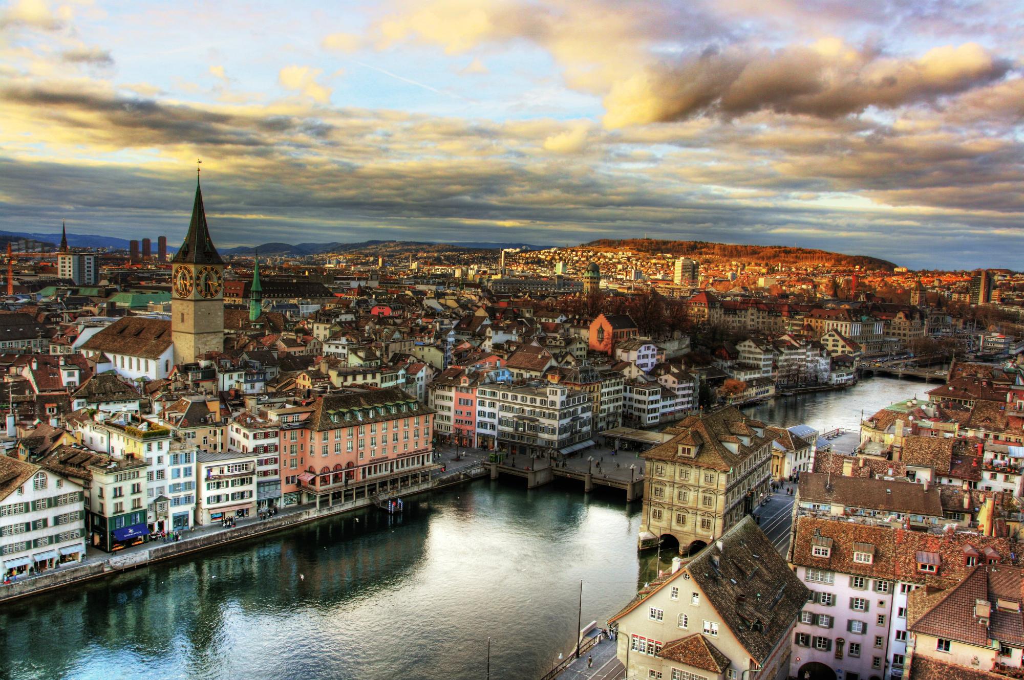 Kickstart Accelerator, Zurich, Switzerland