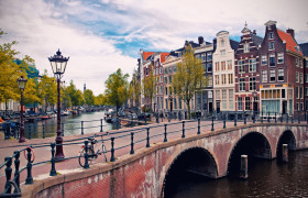 Postcode Lottery: Green Challenge, Amsterdam, The Netherlands