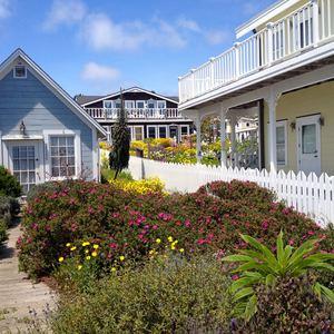 Mendo cottage gardens