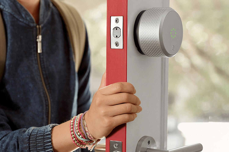 cerraduras digitales para puerta, cerraduras electrónicaspara puertas de casa, cerraduras inteligentespara puertas, cerraduras electrónicasde alta seguridad