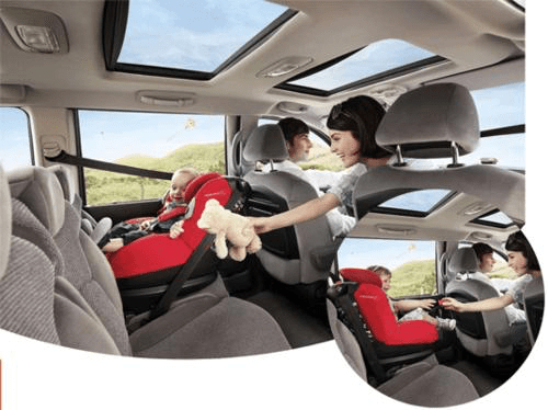 Las mejores sillas infantiles de carro 2018 actualizado for Sillas para bebes coche