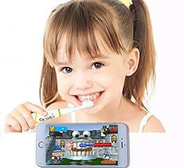 cepillo de dientes electrico infantil