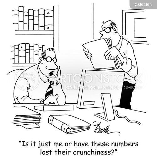 Accountants Number Crunchers