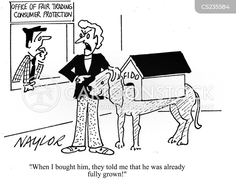 consumer rights cartoons and comics funny pictures from cartoonstock. Black Bedroom Furniture Sets. Home Design Ideas