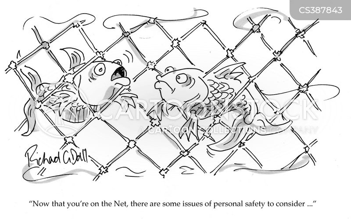 Internet predators comics