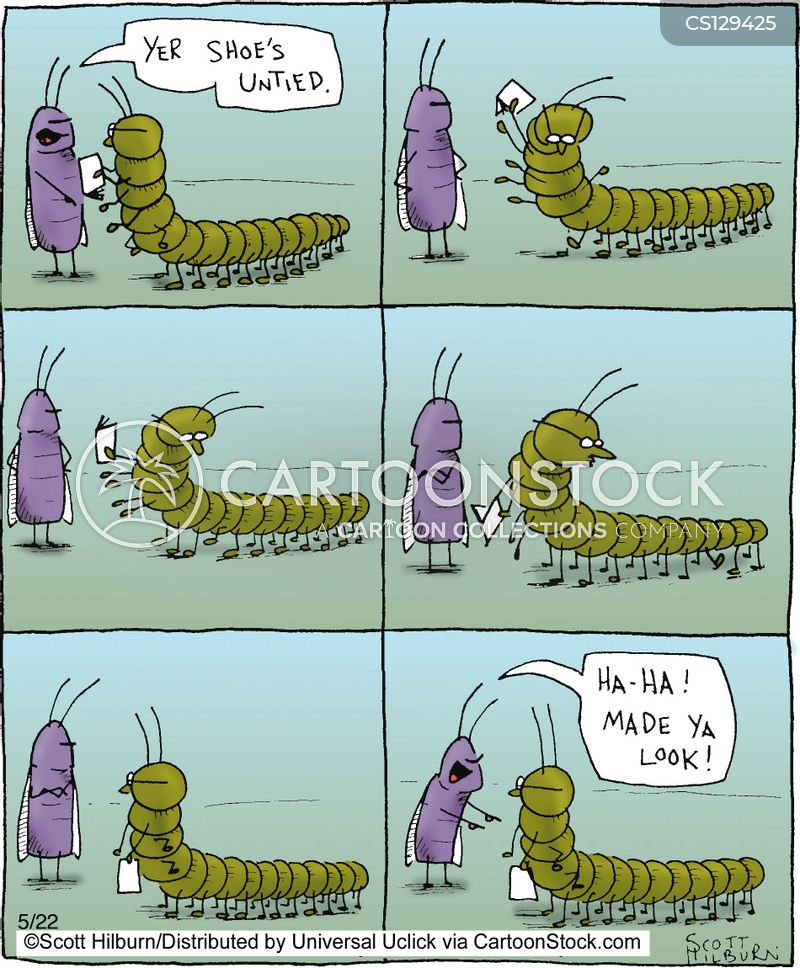 Millipede Cartoons And Comics Funny Pictures From