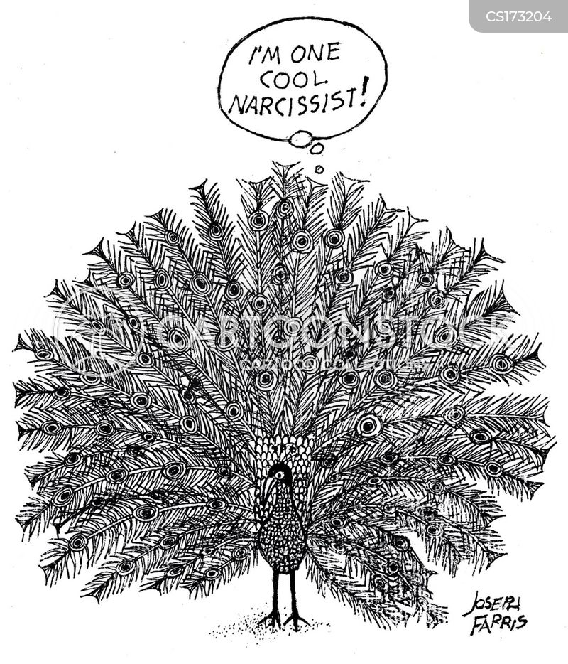 Peacock Cartoons and Comics - funny pictures from CartoonStock - photo#40
