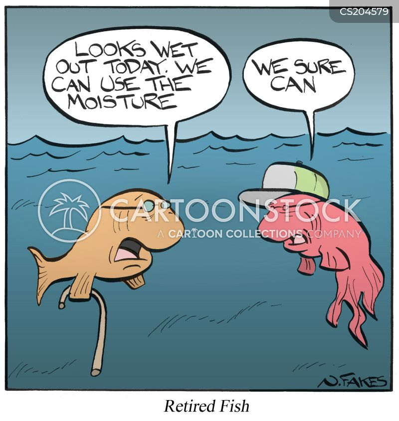 Moisture cartoons and comics funny pictures from for Senior citizen fishing license