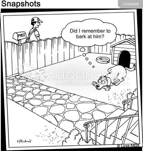 Funny Dog Barking Images