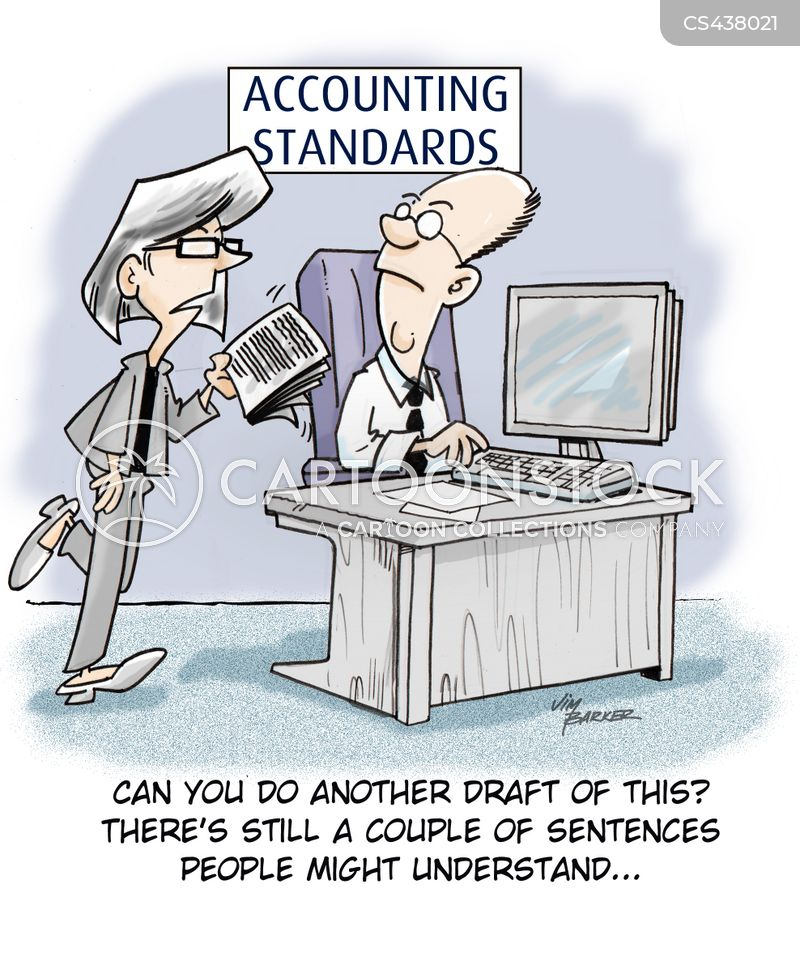 Financial Jargon Cartoons And Comics Funny Pictures From