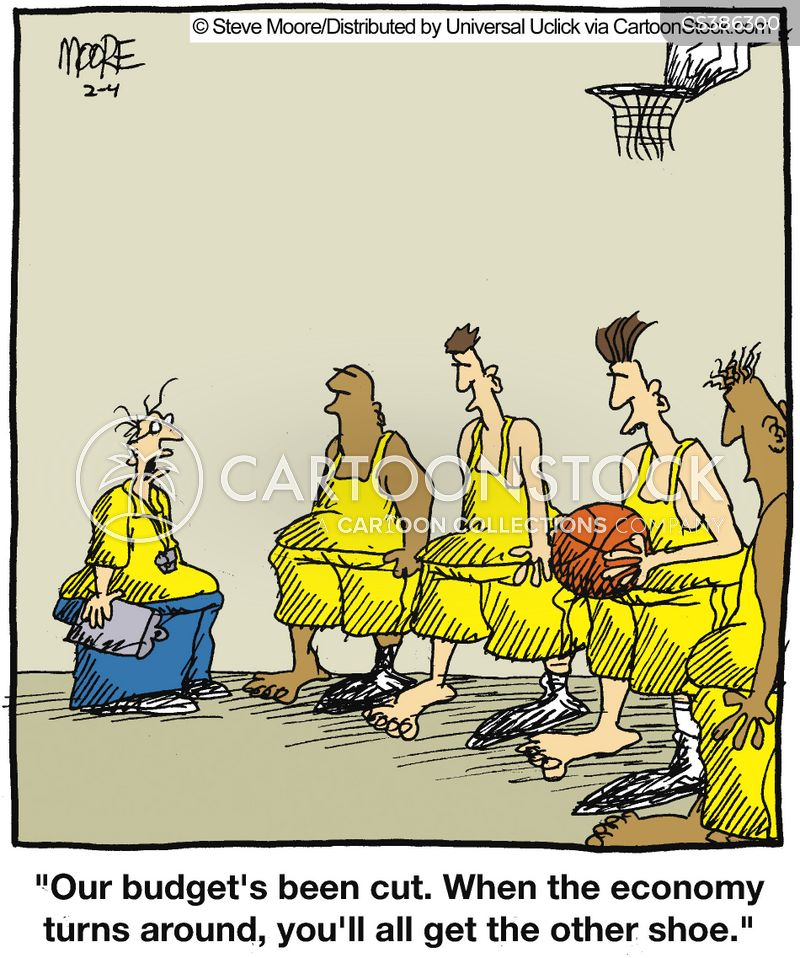 Basketball Shoes Cartoons And Comics Funny Pictures From