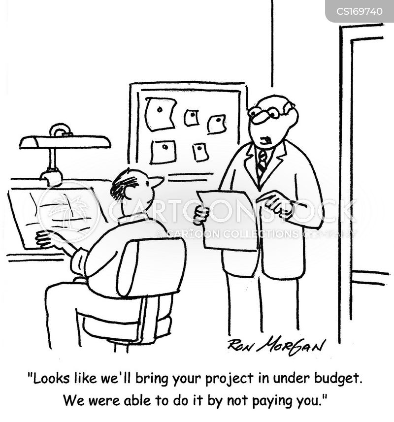 Project Managers Cartoons And Comics Funny Pictures From