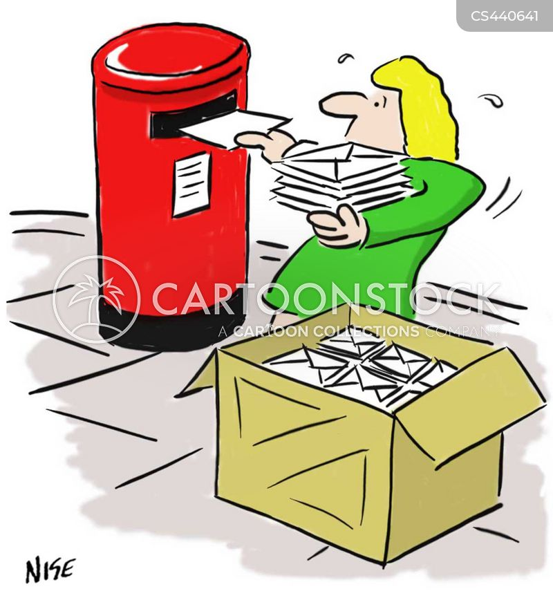 postal system cartoons and comics funny pictures from